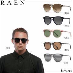 RAEN optics サングラス レイン オプティクス REMMY レディース メンズ UVカット アイウェア 丸型 正規販売店