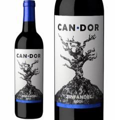 ホープファミリーワインズ カンダー ジンファンデル ロット7 750ml 【赤ワイン/カリフォルニア/フルボディ】