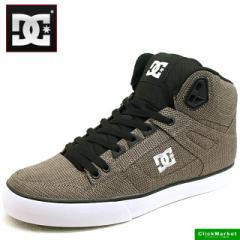 [送料無料]ディーシーシューズ DC Shoes SPARTAN HIGH WC TX SE 161004 GTE スパルタン ハイ テキスタイル メンズ