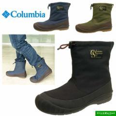 コロンビア Columbia CHAKEIPI PAC SLIP WP OMNI-HEAT 3717 010 347 591 チャケイピパック スリップ 防水防寒ブーツ メンズ