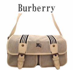 美品 BURBERRY バーバリー ブルーレーベル ショルダーバッグ【中古】【虹商店】