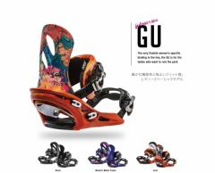 FLUX ビンディング GU レディース スノーボード展示品特価