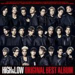 ◆V.A. 2CD+DVD+スマプラ【HiGH & LOW ORIGINAL BEST ALBUM】16/6/15発売