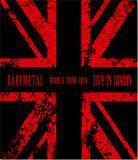 ◆10%OFF+送料無料★BABYMETAL Blu-ray【LIVE IN LONDON -BABYMETAL WORLD TOUR 2014-】15/5/20発売