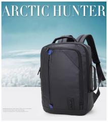 ARCTTC HUNTER リュック 大容量 メンズ外出 リュックサック ファッション ラップトップ デイパック ビジョン バック 北欧 通勤・通学