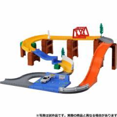 トミカ【トミカシステム 3WAYジャンプどうろセット】タカラトミー