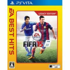 ★送料無料(ネコポス)・即日出荷★EA BEST HITS FIFA15 [PSVitaソフト] 080901【ネコポス可】