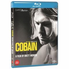 海外映画 ニルヴァーナのカート・コバーン「COBAIN モンタージュ・オブ・ヘック」Blu-ray(1DISC/日本語字幕)(発売日:15.08.13以後