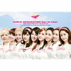 韓国音楽 少女時代 - ワールド・ツアー [GIRLS & PEACE IN SEOUL] DVD (2DISC+フォトブック+初度限定ポスター1種)(発売日:15.03.31以後)