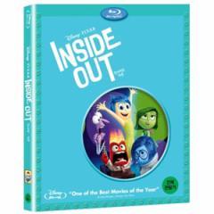 海外アニメ 「インサイド・ヘッド(INSIDE OUT)」 Blu-ray (1DISC/英語字幕)(予約 発売日:2015.11.11以後)