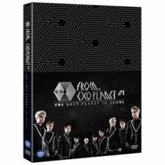 韓国音楽 エクソ- EXO FROM. EXOPLANET #1 - THE LOST PLANET - IN SEOUL DVD (3DISC+フォトブック12種/日本語字幕)+ポスター筒