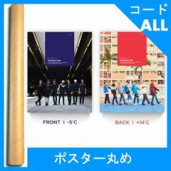 韓国スター写真集 MONSTA X(モンスタエックス) - TEMPERATURE(フォトブック260P 外)+ポスター筒(発売日:17.02.28以後)