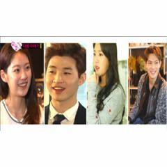 (先払いのみ)韓国TVプログラム<私たち結婚しました 263回〜275回> ソン・ジェリム、イ・ジョンヒョン、コン・スンヨン出演 DVD