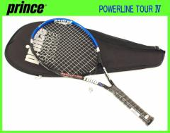 PRINCE POWER LINE TOUR 4 105  プリンス硬式テニスラケットガット張上