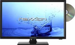 外付HDD対応 自分専用TV&DVDプレイヤー内蔵 19V型地上デジタルハイビジョンLED液晶テレビ FT-A1961DB