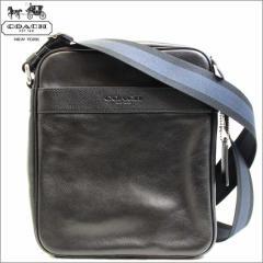 コーチ COACH バッグ ショルダーバッグ メンズ 斜め掛け 斜めがけ 鞄 カバン ブラック 黒色 ブランド アウトレット f71723blk あす着 男