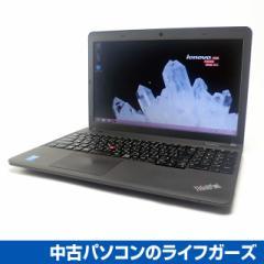 lenovo ノートPC/Windows8/Core i3-4000M 2.4GHz/RAM4GB/HDD640GB/DVDマルチ/15.6型ワイド/無線LAN/HDMI/E540 20C6009FJP 中古PC 2284