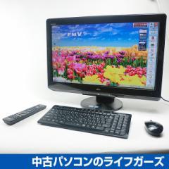 富士通 液晶一体型PC/Windows7/Core i5-2520M 2.5GHz/RAM4GB/HDD1500GB/ブルーレイ/23型ワイド/地デジ/FUJITSU FH76/CD 中古PC 270