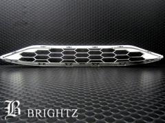BRIGHTZ ヴェゼル RU1 RU2 RU3 RU4 メッキアンダーグリル 交換タイプ フロント Eタイプ 【 GRI-UND-041 】