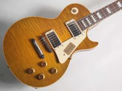 Gibson Custom Shop Historic Select 1959 Les Paul Standard Reissue Green Lemon #50189 【Weight3.70kg】 【2015ギブソン】