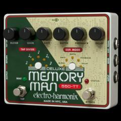 Electro Harmonix/アナログ・ディレイ Deluxe Memory Man Tap Tempo 550【エレクトロハーモニクス】