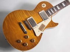 Gibson Custom Shop Historic Select 1959 Les Paul Standard Reissue Green Lemon #50197 【Weight3.44kg】 【2015ギブソン】