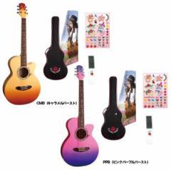 GYPSY ROSE/アコースティックギター・セット GRA1K【ジプシーローズ】
