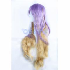 東方Project  とうほうプロジェクト  聖白蓮  コスプレウィッグ かつら cosplay wig  変装用 専用ネット付