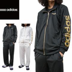 adidas(アディダス) ジャージ上下セット メンズ ビッグロゴ&プリント BIO60&BIO61