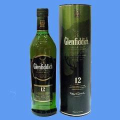 スコッチモルト ウイスキー グレンフィディック 12年 40° 700ml 正規品