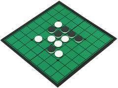 送料無料!マグネットリバーシ オセロ Othello 対戦ゲームの決定版! マグネットタイプでずれにくい コンパクト収納