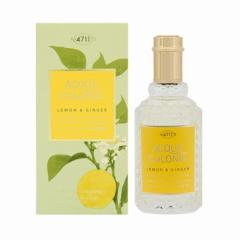 4711 アクアコロニア レモン&ジンジャー EDC SP 50ml オーデコロンスプレー