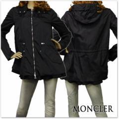 MONCLER モンクレール レディースショートスプリングコート LOTUS / 46126-85-54164 ブラック /2017春夏新作