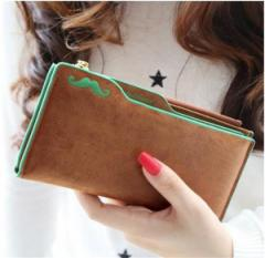 長財布 レディース ウォレット ファッション多機能 シンプル 小銭入れあり カード入れ かわいい ロングウォレット レディース財布