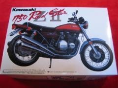 【遠州屋】 カワサキ Kawasaki 750 ロードスター Z2 アオシマ (02) (市)★