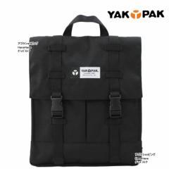 YAKPAK ヤックパック バッグ YP2042 リュック バックル開閉 四角型 男女兼用 ag-807400
