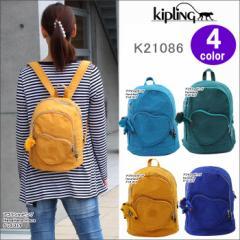 Kipling キプリング バッグ KIDS キッズ K21086 HEART BACKPACK フロントハートポケット付き リュック バッグ パック ag-808600