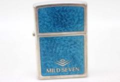 《あす着》 ZIPPO ジッポー ジッポーライター zippo ライター 喫煙具 プレゼント ギフト メンズ 1999年 MILD SEVEN