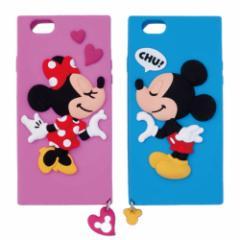 ミッキーマウス ミニーマウス iPhoneケースセット iPhone6 iPhone6s対応 【ディズニーリゾート限定】 定形外送料300円