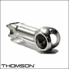 """THOMSON トムソン """"ELITE STEM X2 31.8mm 10° ROAD""""  シルバー 自転車 ステム ピスト マウンテン"""