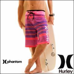 HURLEY サーフパンツ メンズ 水着 ボードショーツ トランクス 海パン PHANTOM HIGHTIDE 21インチ トレーニングウェア ジム フィットネス