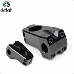 "BMX ECLAT ""HANNIBAL STEM"" ステム 50mm ブラック フロントロード"