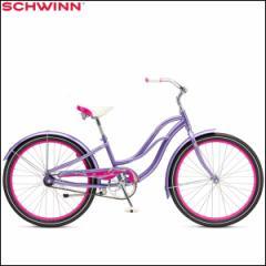 """SCHWINN 2016 シュウィン""""SPRITE 24"""" スプライト 24インチ ビーチクルーザー キッズ 自転車"""