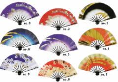 【京都/呉服/着物の格安セール】舞扇/日本舞踊/扇子 9種類