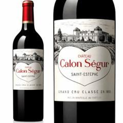 (優良ヴィンテージ) シャトー カロン セギュール 2014年 750ml (赤ワイン フランス ボルドー フルボディ プレゼントにおすすめ)