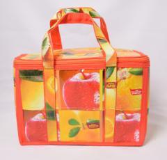 Kilus ジュースバック 保冷付き ランチボックス オレンジ