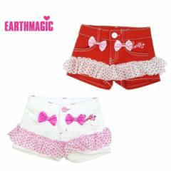 EARTHMAGIC アースマジック 子供服 17春 ショートパンツ ea37121216