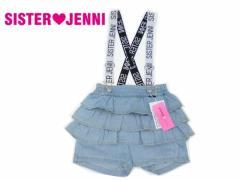 JENNI ジェニィ 子供服 ジェニー 17春 STデニムサス付きショートパンツ je74618