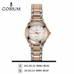 【超レア商品!!】CORUM コルム レディース腕時計 レディーオルロジェリー 39 311 24 586432 (WM3931124M84)