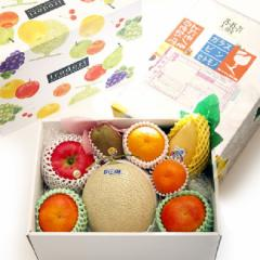 \(~O~)【新生活】季節のフルーツ盛り合わせ/ 中サイズ 約3-4キロ/果物/くだもの/食品/送料無料(113-huru001-2)